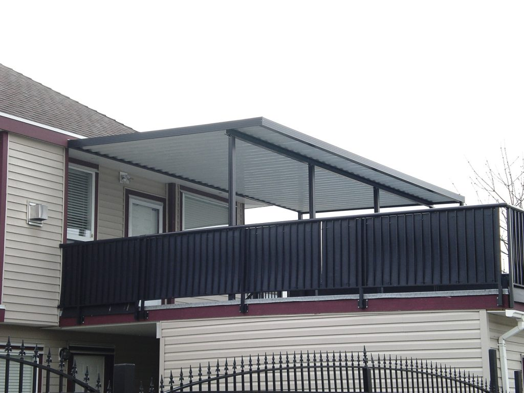 Aluminium Patio Cover Canada