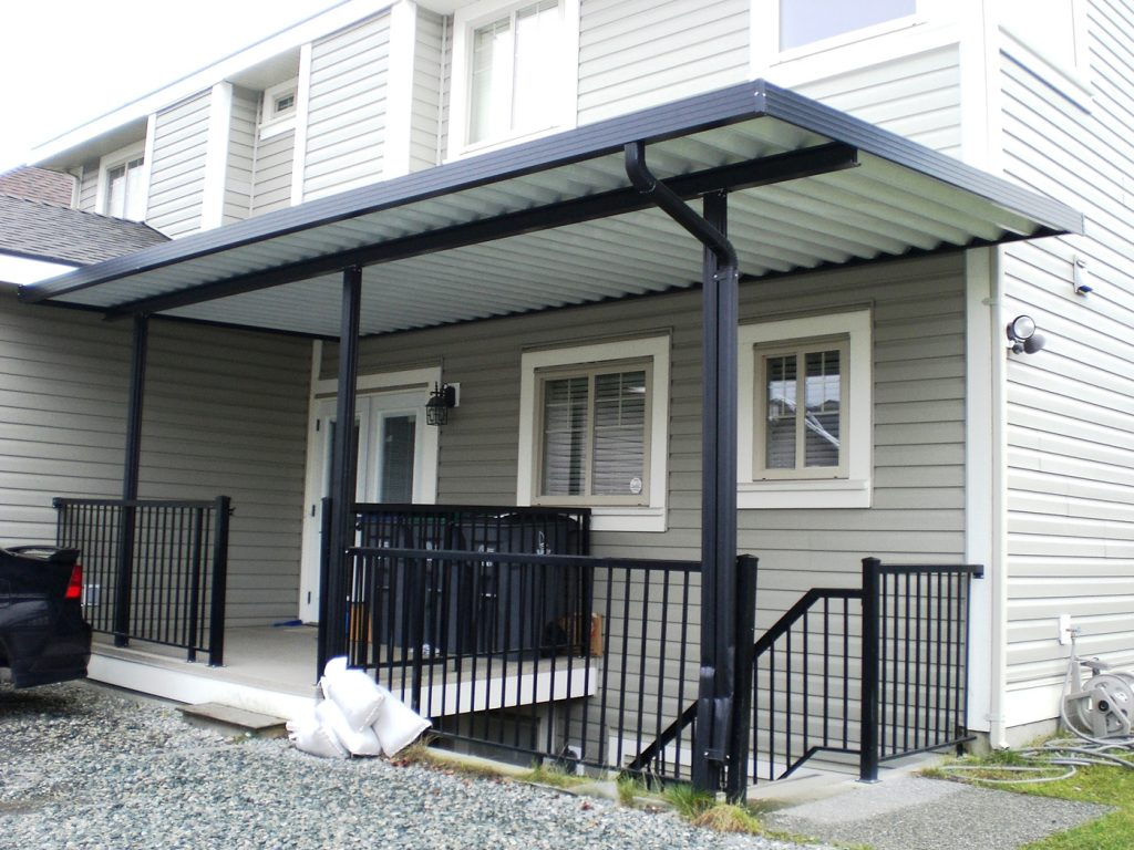 Aluminium Patio Cover Seattle & Canada