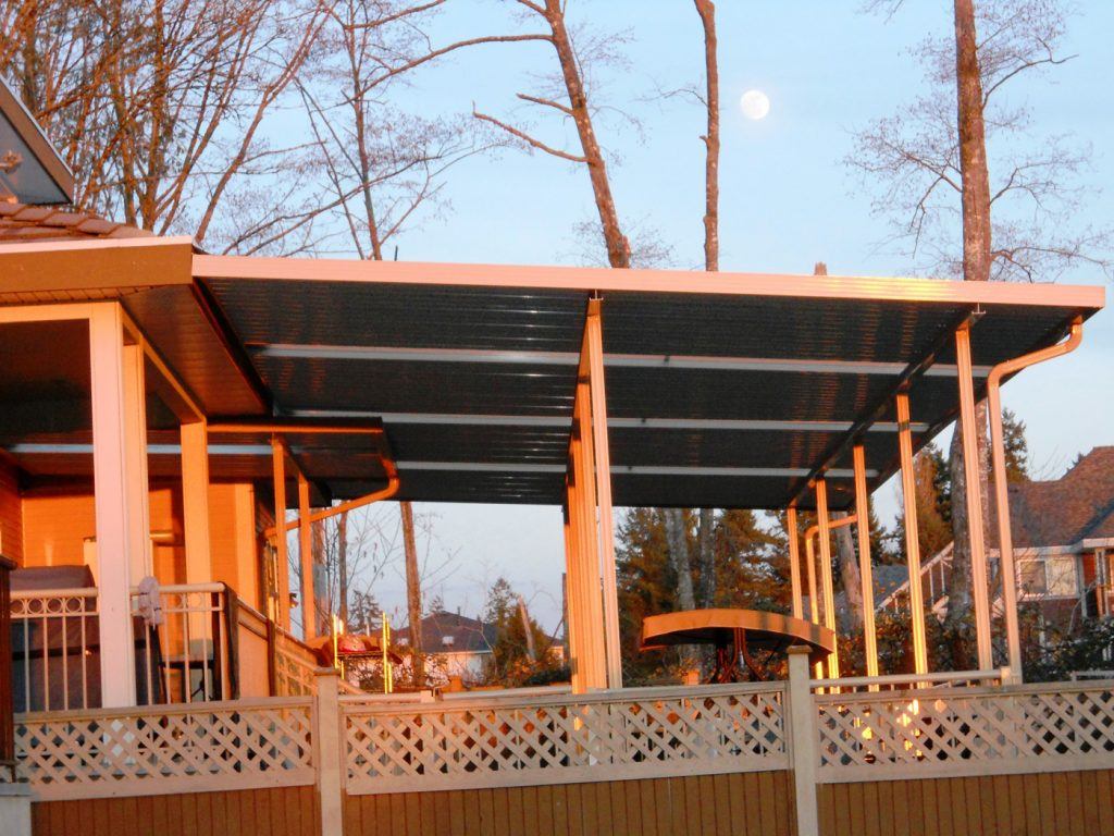 Aluminium Patio Cover Canada & Seattle